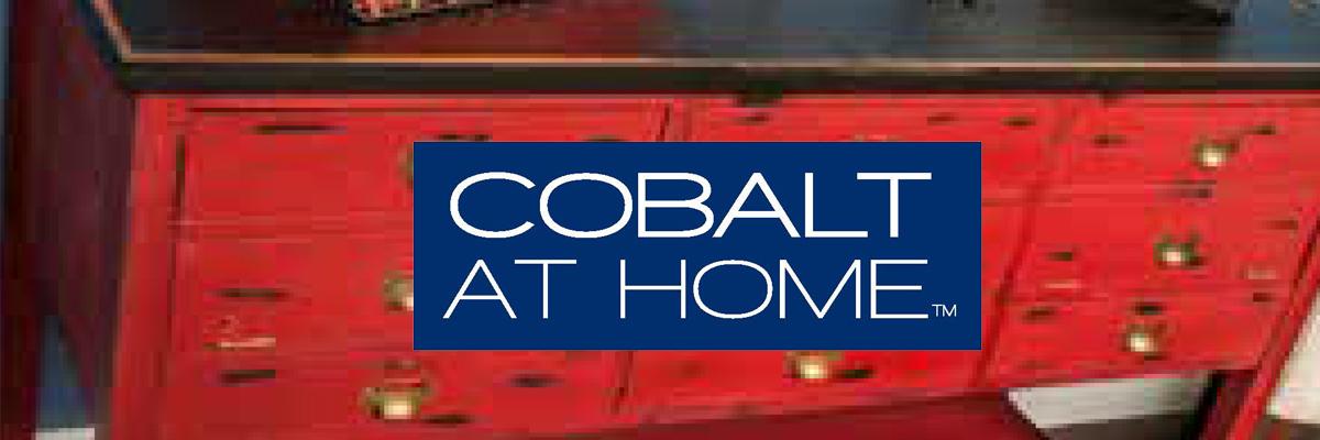 Presenting Cobalt At Home