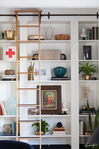 The-Makerista-Laura-Living-Room-Bookshelves-Ikea-Billy-Hack