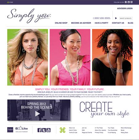 Website: www.simplyyou.com