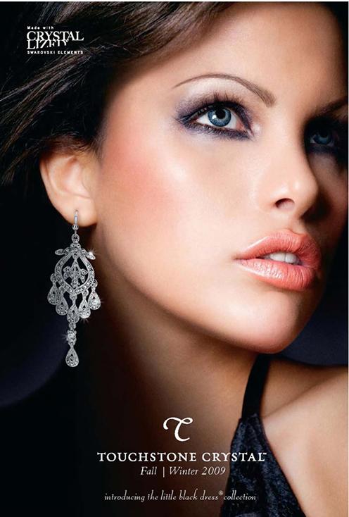 Little Black Dress Catalog Cover: Swarovski/Touchstone