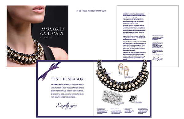 Holiday Glamour Public Relations Campaign