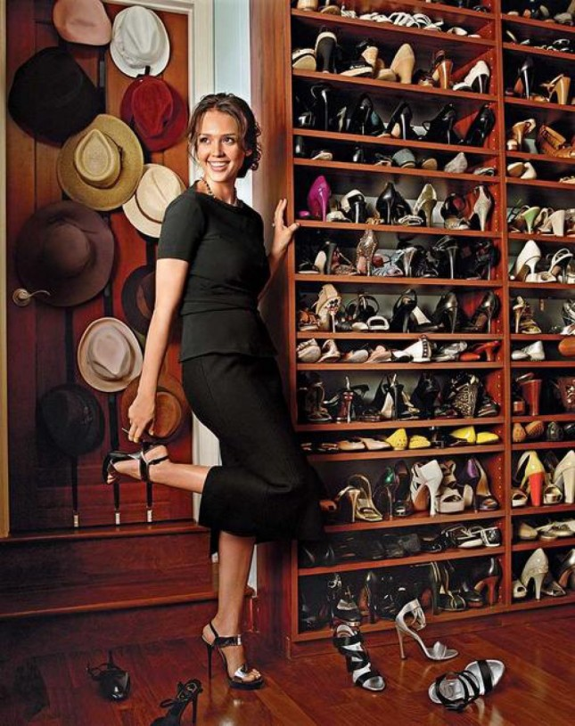 Save Money—and Look Like a Star—by Shopping Your Own Closet!